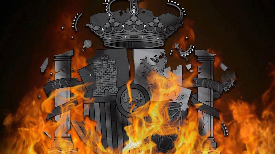 El estado soberano se destruye a base de mentiras, manipulación e intereses ocultos