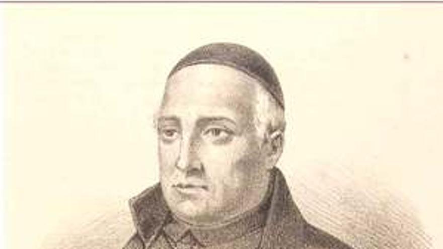 Retrato de Muñoz Torrero / Congreso de los Diputados-http://www.congreso.es