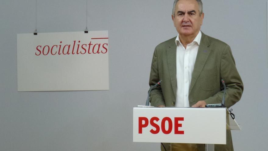 Rafael González Tovar, secretario general del PSRM-PSOE