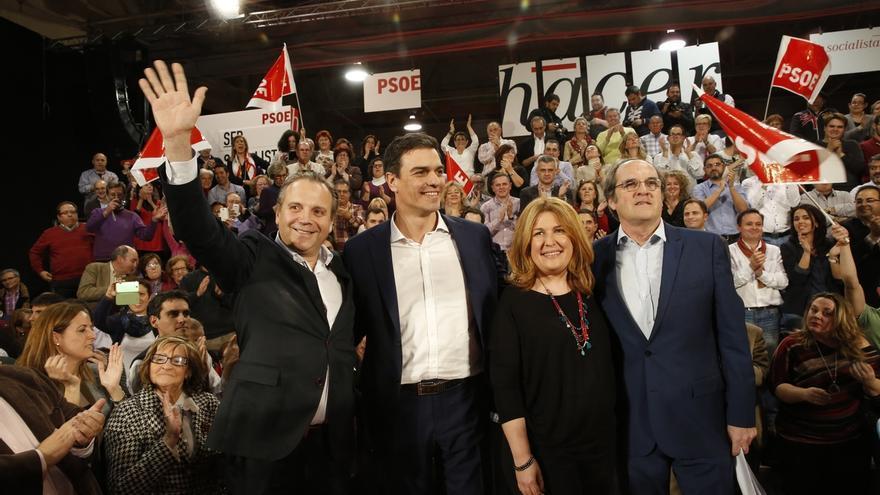 """Sánchez dice que Rajoy """"perdió"""" porque """"hace mucho tiempo que perdió la confianza de los españoles"""""""