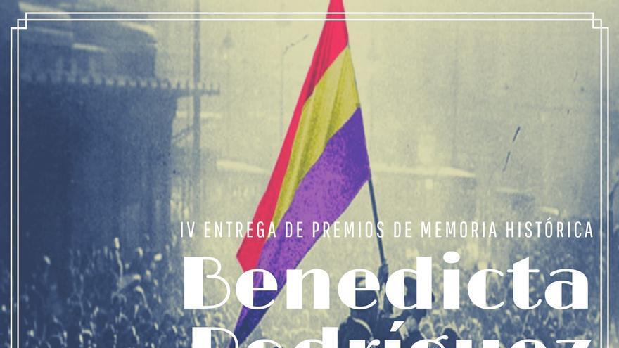 El historiador murciano Víctor Peñalver, galardonado por su compromiso con la memoria histórica