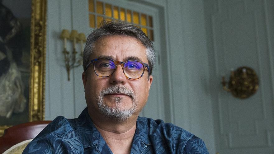 Alfredo Corell, profesor de la Universidad de Valladolid
