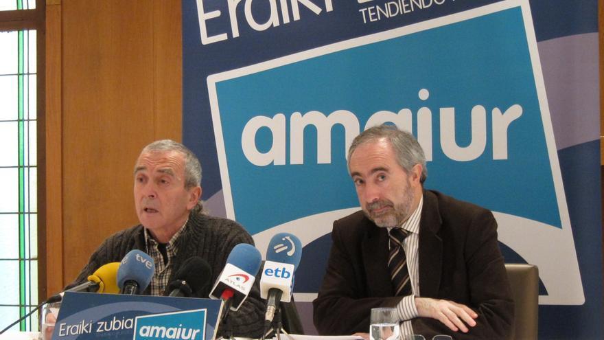 Los diputados de Amaiur se ausentarán del Pleno del Congreso de mañana para secundar la huelga convocada en Euskadi