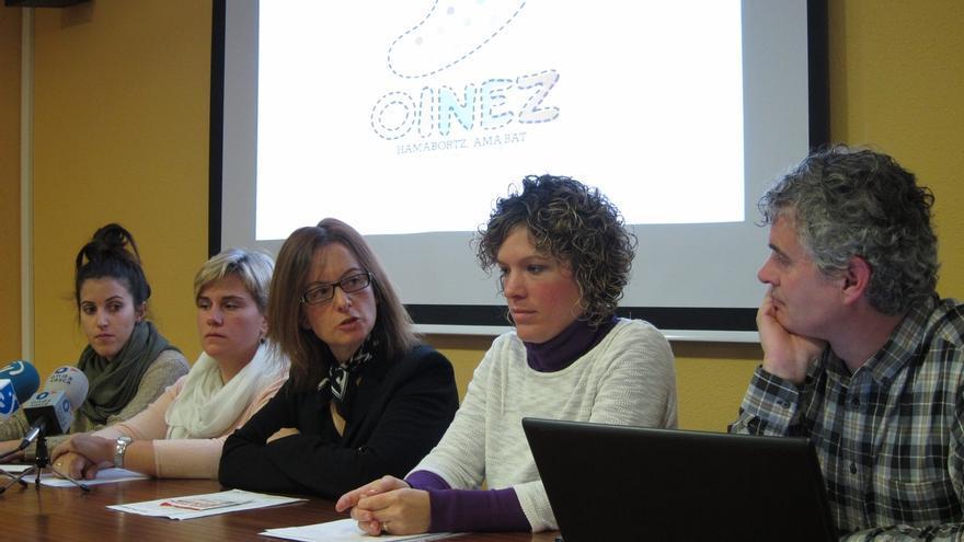 La ikastola Baztan acogerá el Nafarroa Oinez 2015, que busca ampliar las instalaciones del centro e impulsar el euskera