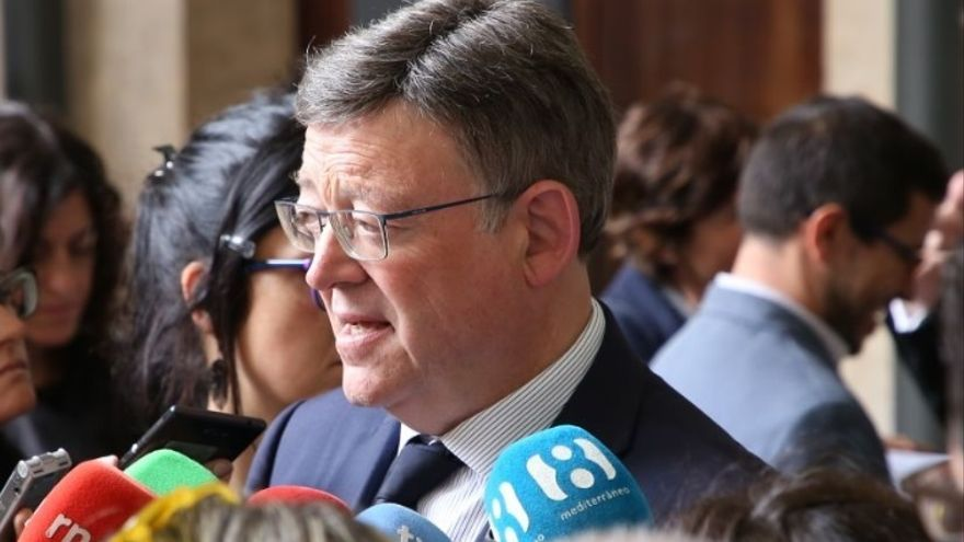 """Puig asegura que la reunión de Sánchez y Torra es un """"paso adelante"""" porque la """"incomunicación ha sido muy negativa"""""""