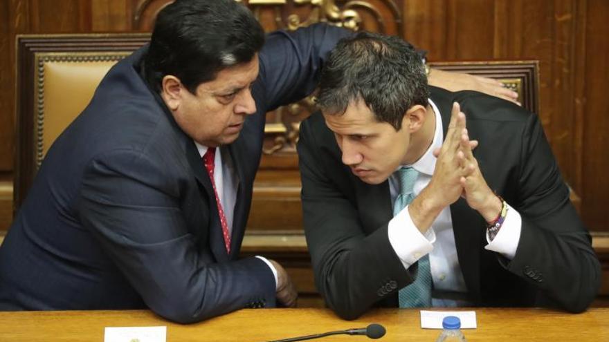 """La Embajada de EE.UU. amenaza con """"consecuencias"""" si Maduro no libera a diputado"""