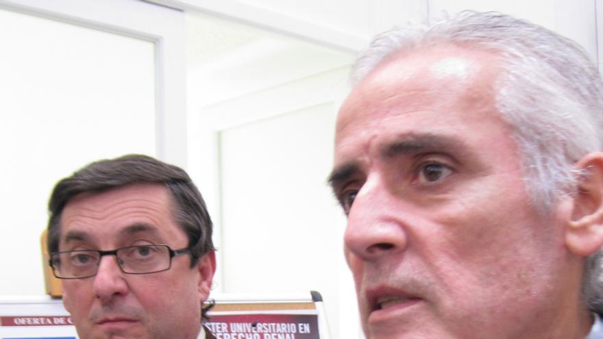 """Centella considera una """"declaración de guerra"""" del PP contra Andalucía la paralización de la ley 'antidesahucios'"""