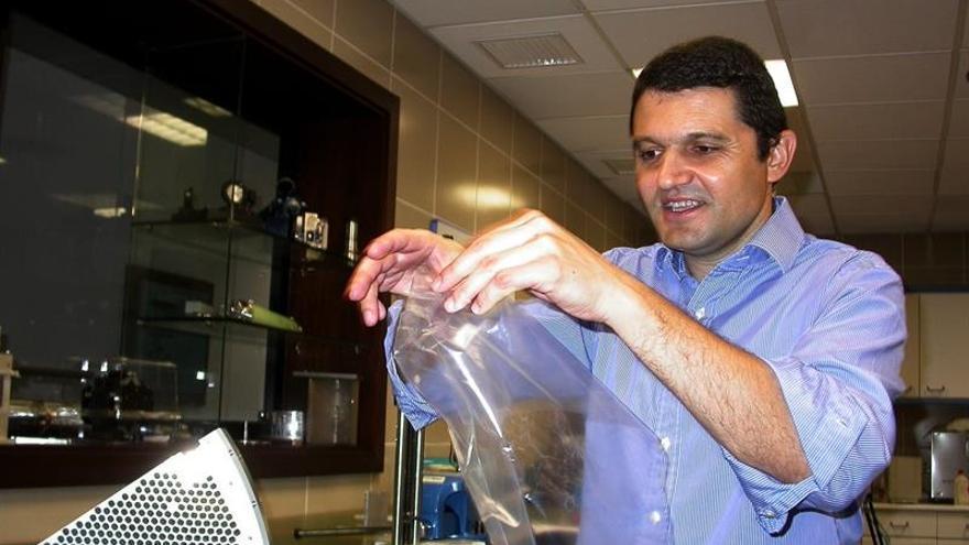 Carlos Allende, astrónomo del IAC