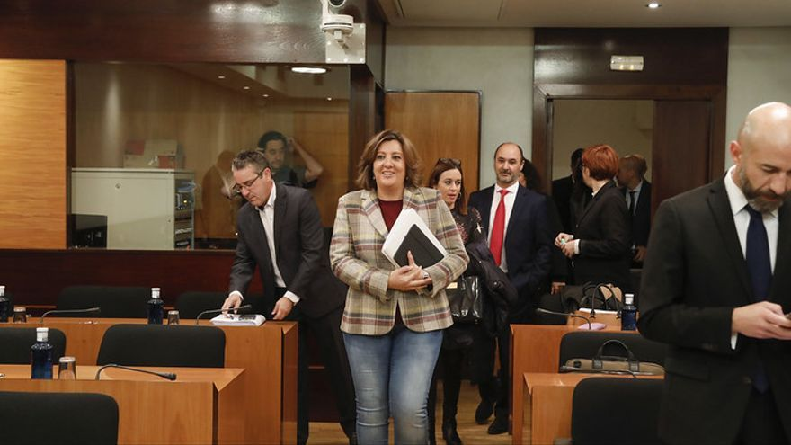 Patricia Franco FOTO: Carmen Toldos