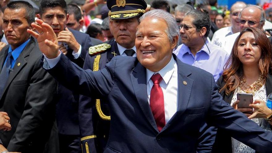 Sánchez Cerén critica a Sala Constitucional por obligarlo a publicar gastos