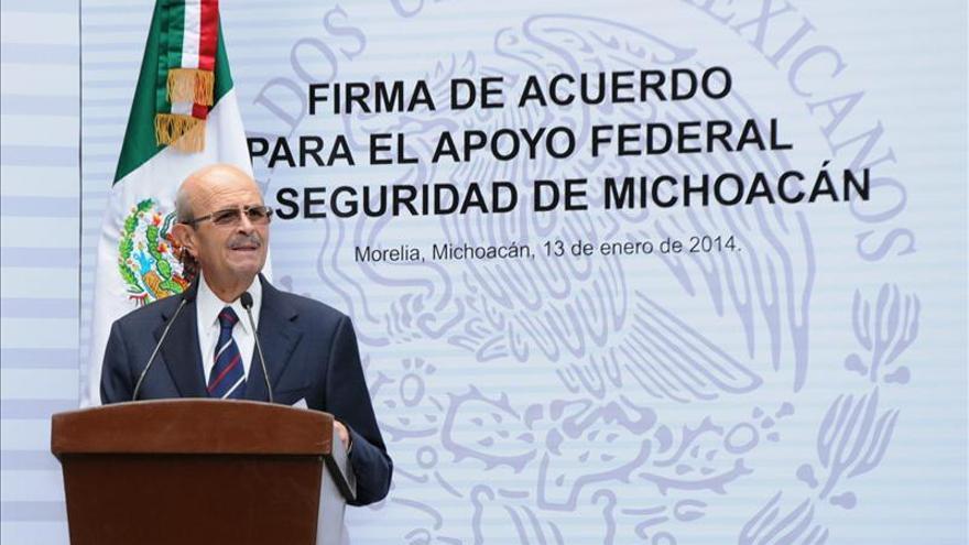 El Gobierno mexicano da ultimátum a los grupos de autodefensa de Michoacán