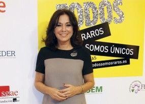 Isabel Gemio vuelve a TVE: 'Todos somos raros, todos somos únicos'