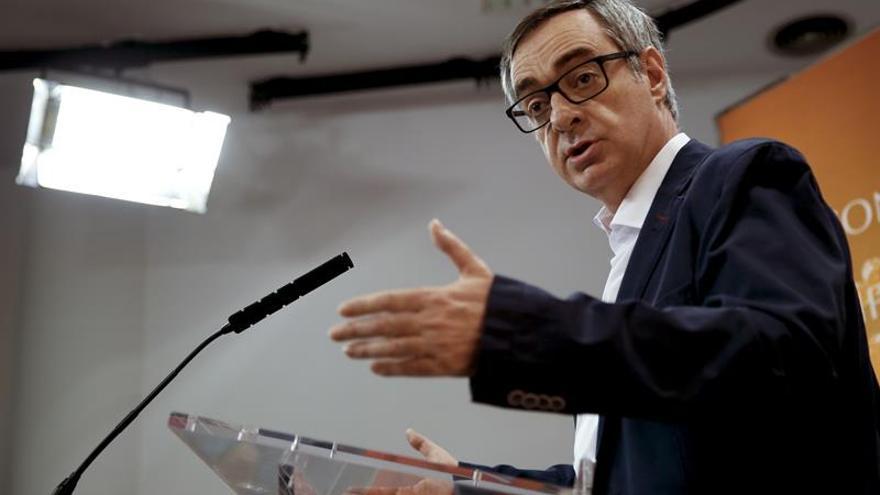 Ciudadanos acusa a Podemos de bloquear la eliminación de los aforamientos