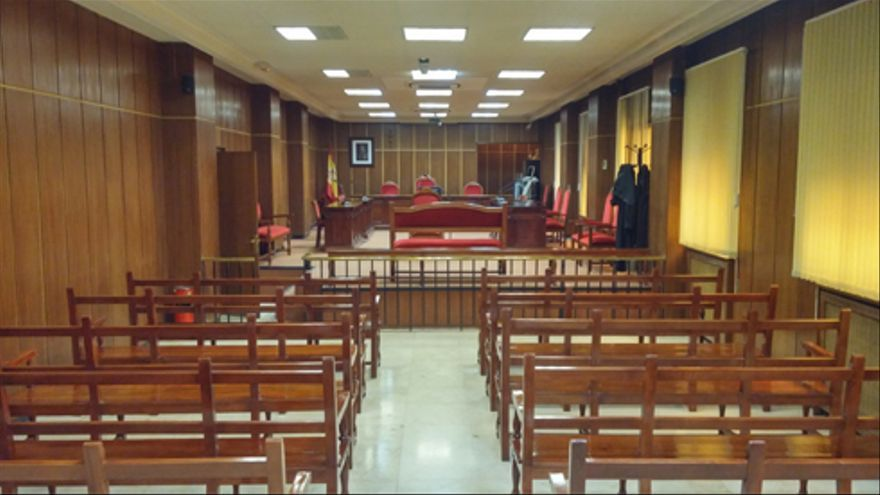 Sala del Tribunal Militar Territorial Primero