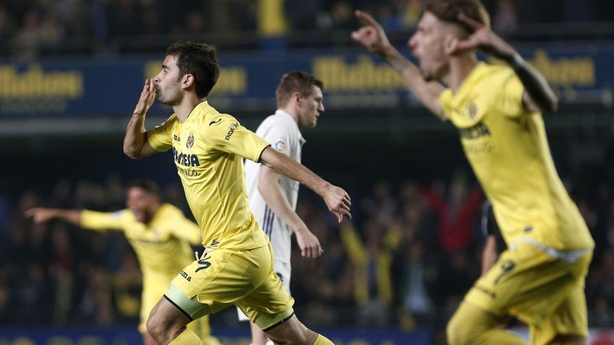 Villarreal y Real Madrid cerraron la jornada con un gran encuentro.