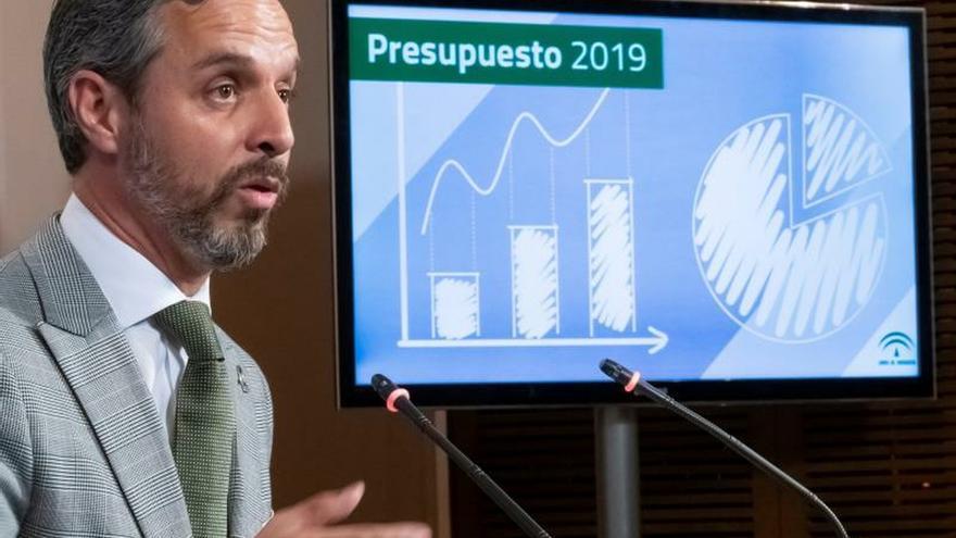 El Gobierno andaluz aprueba su primer presupuesto que se eleva a 36.495 millones
