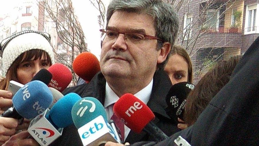 Los grupos municipales tienen 10 días para hacer aportaciones al Pacto por la Seguridad en Bilbao presentado por Aburto