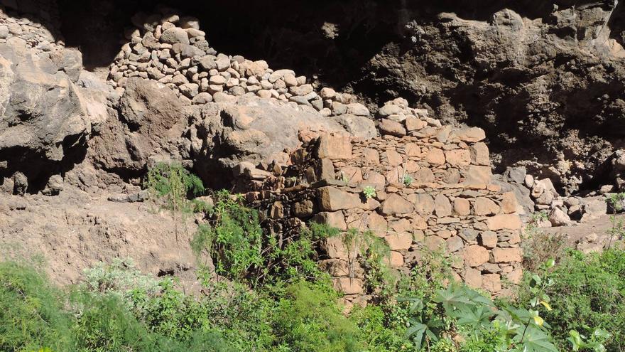 La Cueva del Tendal es el enclave que ha aportado mayor información sobre los benahoaritas.
