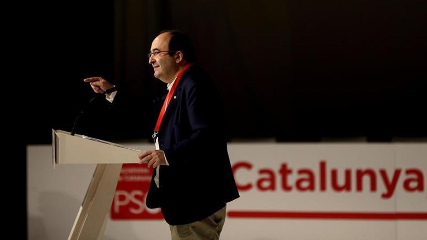 """Iceta pide al PSOE que """"no expulse"""" al PSC del proyecto compartido socialista"""