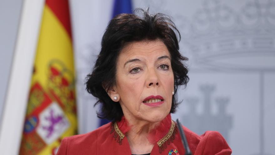 """El Gobierno recuerda a Bildu que tiene pendiente pedir """"perdón"""" por los crímenes de ETA"""