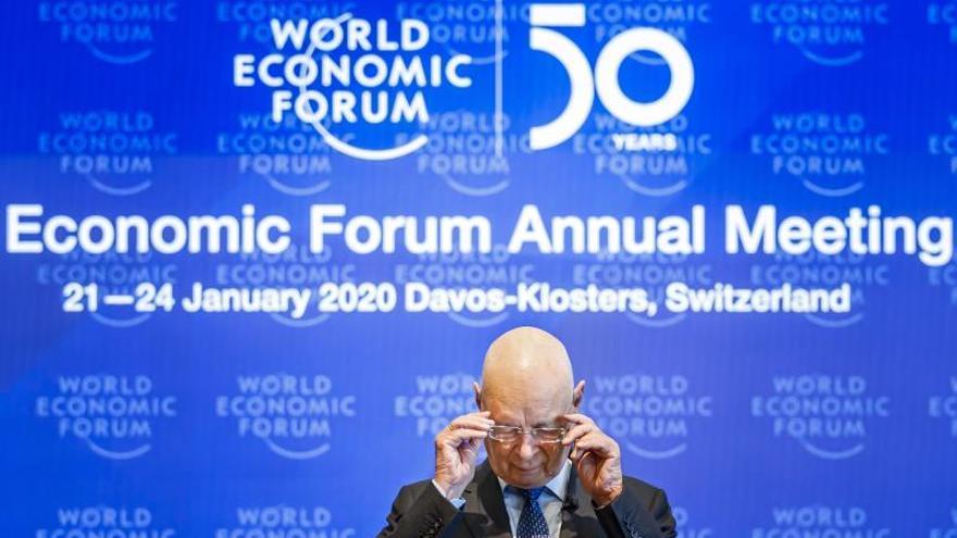 Pedro Sánchez asistirá al Foro de Davos, que cumple medio siglo de existencia