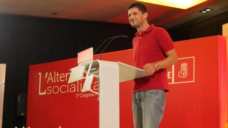 David Cerdán (PSPV-PSOE).