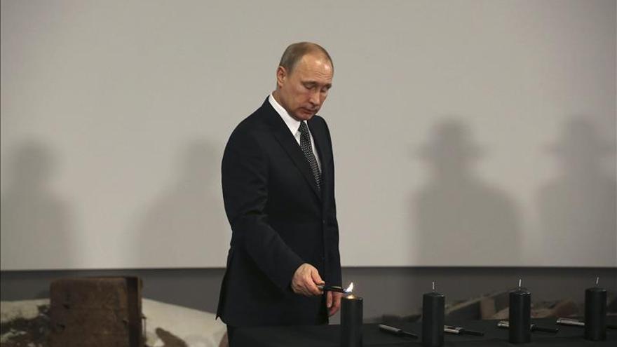 """El Kremlin dice que es una """"tontería"""" el supuesto autismo de Putin"""