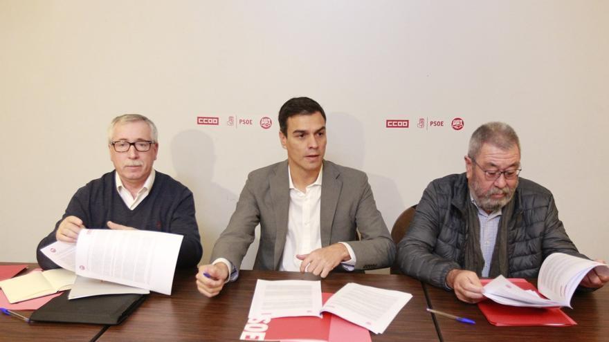 Pedro Sánchez dice que apoyará el recurso del Gobierno al TC si se aprueba la resolución independentista