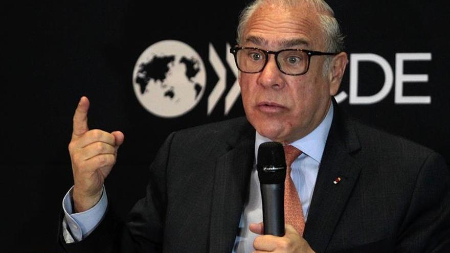 Ángel Gurría: La corrupción amenaza también al sistema multilateral