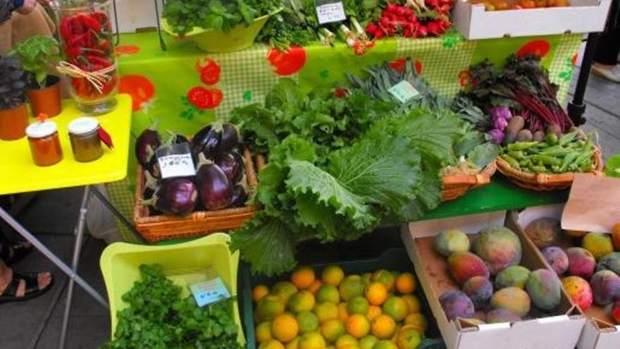 Los productos ecológcios cada vez ganan más terreno.