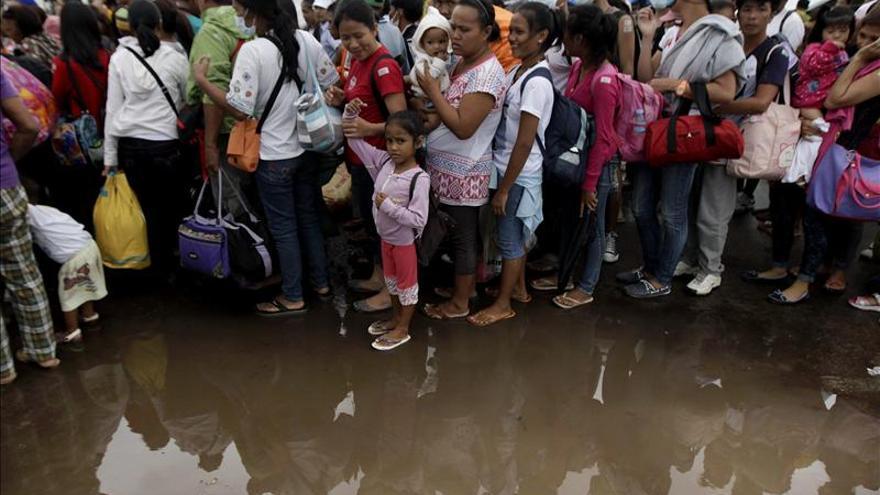 La ONU eleva a 348 millones de dólares la petición de ayuda para los afectados