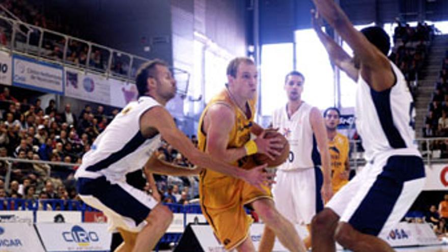 El 'Granca' regresa este domingo al Centro de Tecnificación de Alicante, donde nunca ha perdido en ACB. (ACFI PRESS)