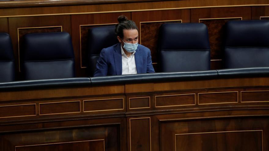 La situación judicial de Iglesias, otra prueba de fuego para la coalición