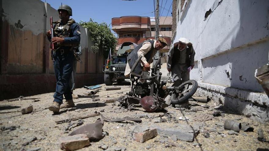 Ocho muertos y 43 heridos por explosiones en partido de críquet en Afganistán