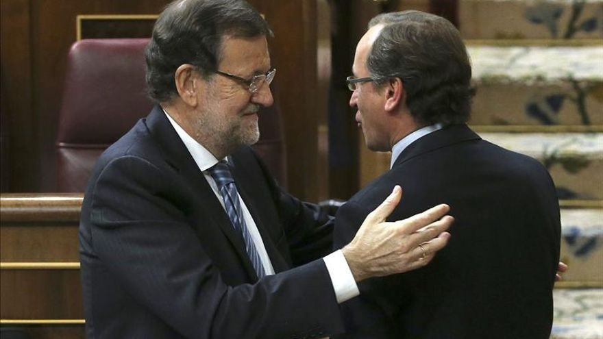 Alfonso Alonso, nuevo ministro de Sanidad, Servicios Sociales e Igualdad