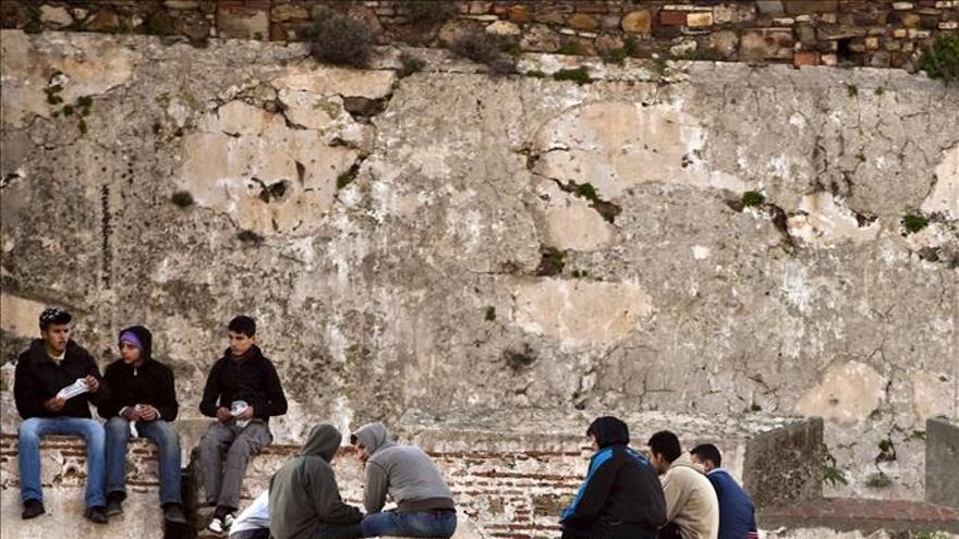 Marruecos detiene a 80 emigrantes que intentaban ir en patera a España