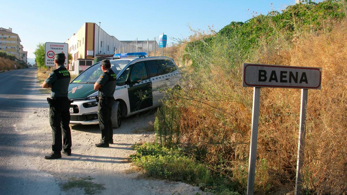 GCBaena1 - Guardia Civil en Baena.