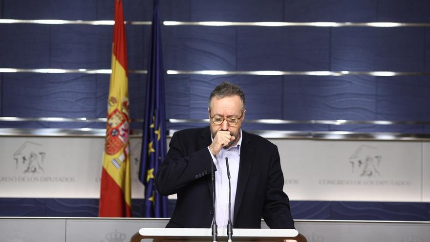 Ciudadanos cambia su pregunta en el Congreso para pedir explicaciones al Gobierno por el cupo vasco