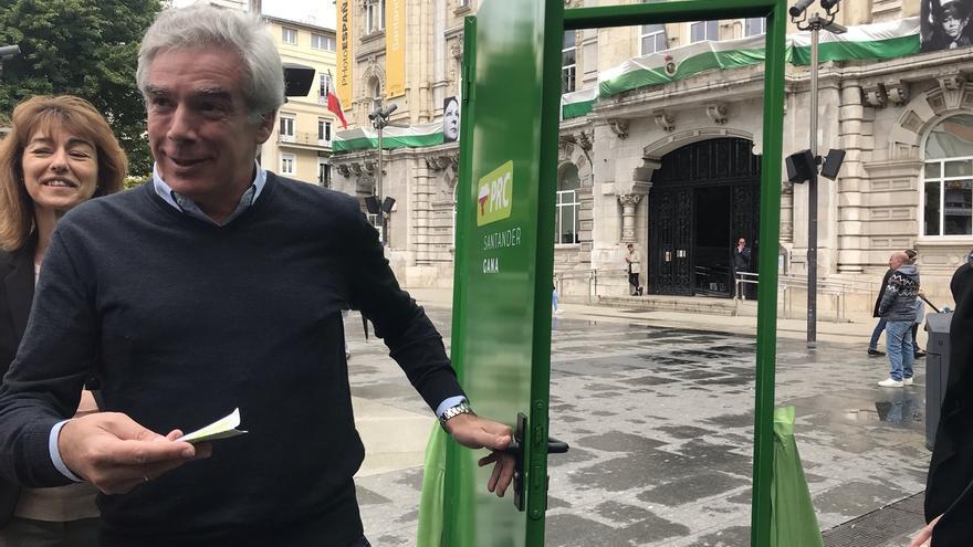 """Fuentes-Pila confía en """"abrir la puerta del cambio"""" en Santander bajo el liderazgo del PRC"""
