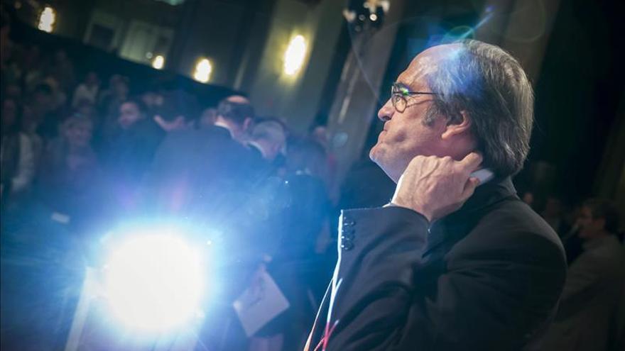 """Gabilondo presenta 26 """"soluciones justas"""" en un programa electoral """"realista"""""""