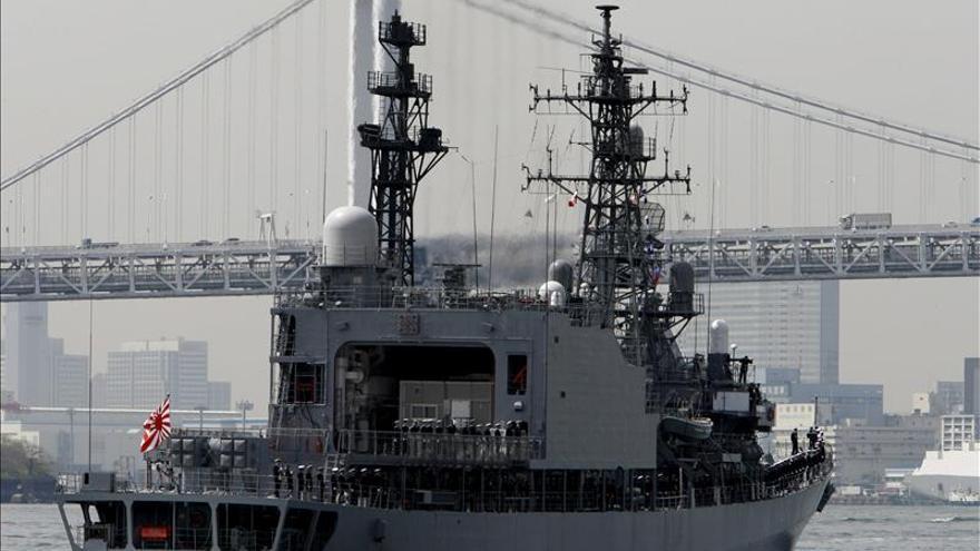 Japón aumentará sus destructores Aegi por amenaza de China y Corea del Norte