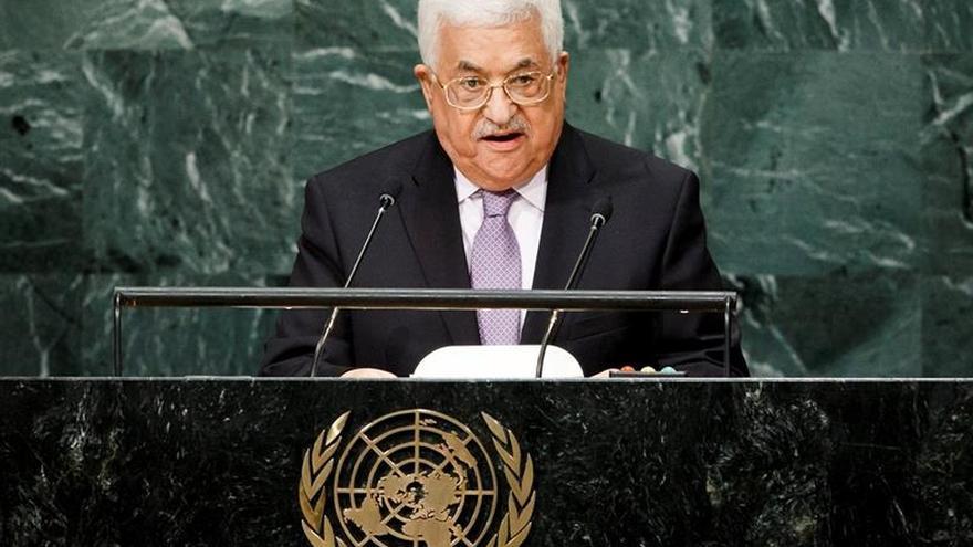 """Abás advierte en la ONU que los asentamientos de Israel """"destruyen"""" las opciones de paz"""