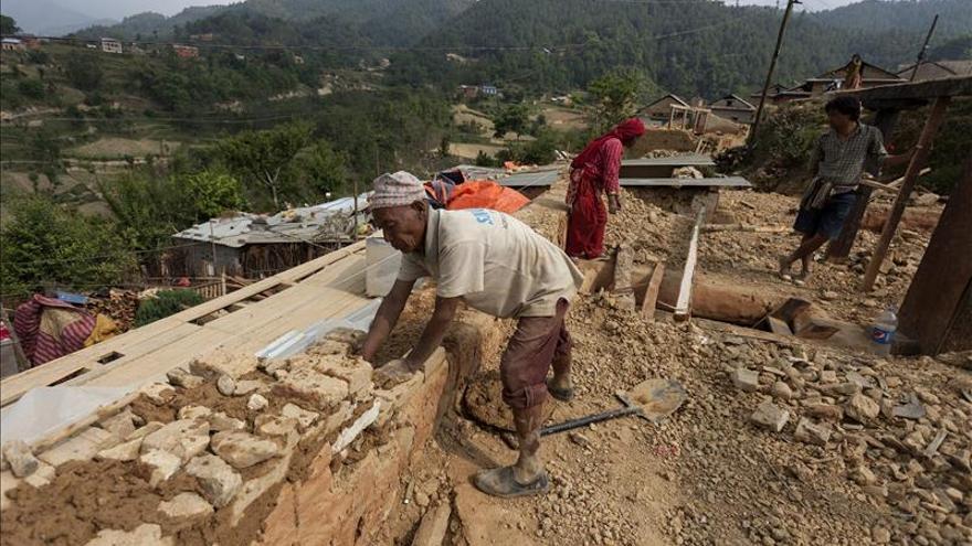 El Gobierno nepalí canalizará la ayuda internacional para reconstruir el país