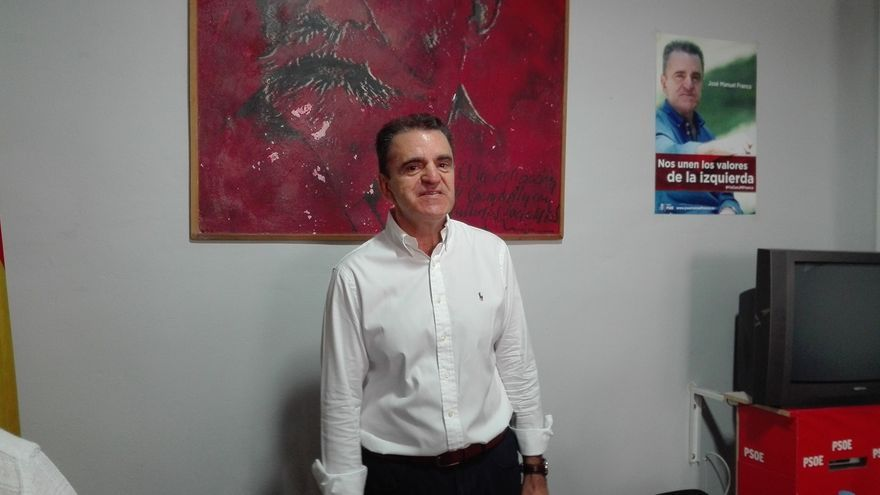 """El candidato José Manuel Franco dice que Madrid sería una """"nación"""" según el Estado plurinacional que propone el PSOE"""
