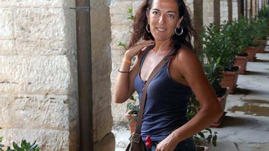 Inmaculada Carrasco, arqueóloga y profesora de la Universidad Pablo de Olavide
