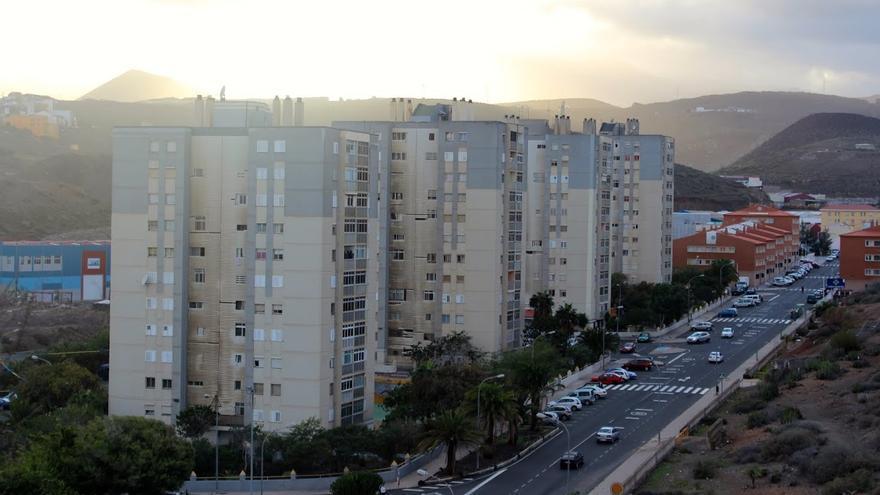 Valle de Jinámar. Foto: Cirenia Vico.