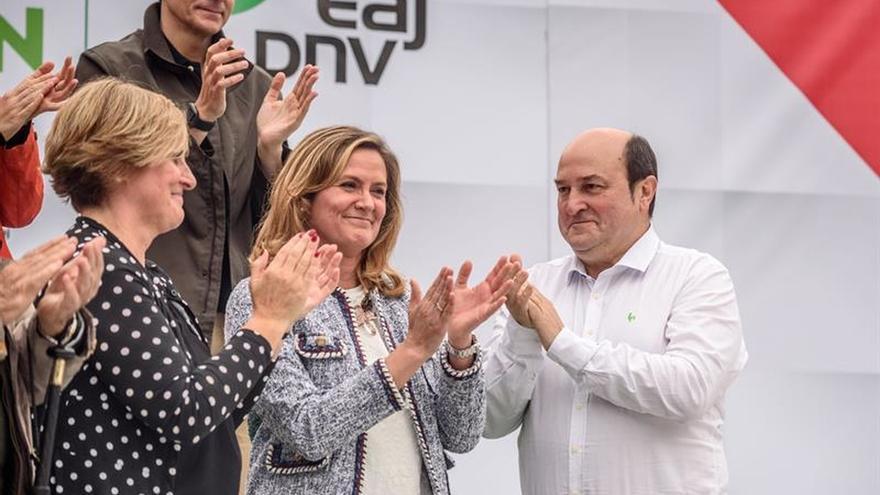 Ortuzar: La decisión del PNV dependerá de si la moción es seria o electoralista