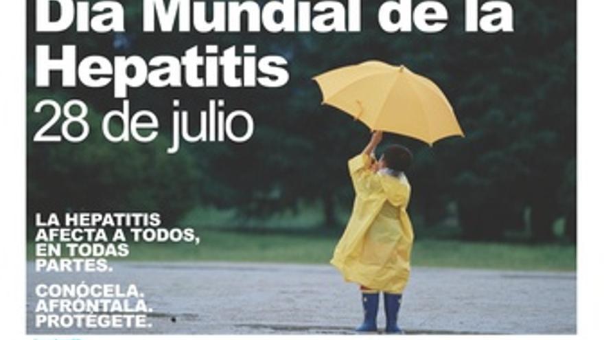 Campaña Alianza Mundial Hepatitis