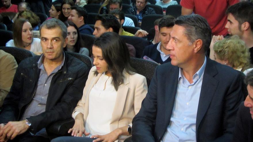 """Arrimadas cree que el 21-D es """"la llave"""" para cerrar el proceso soberanista"""