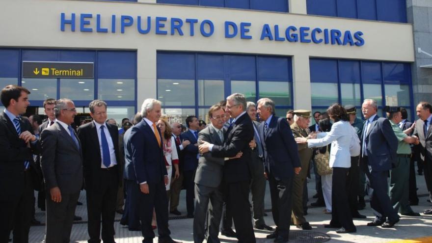 Helipuerto de Algeciras / AENA